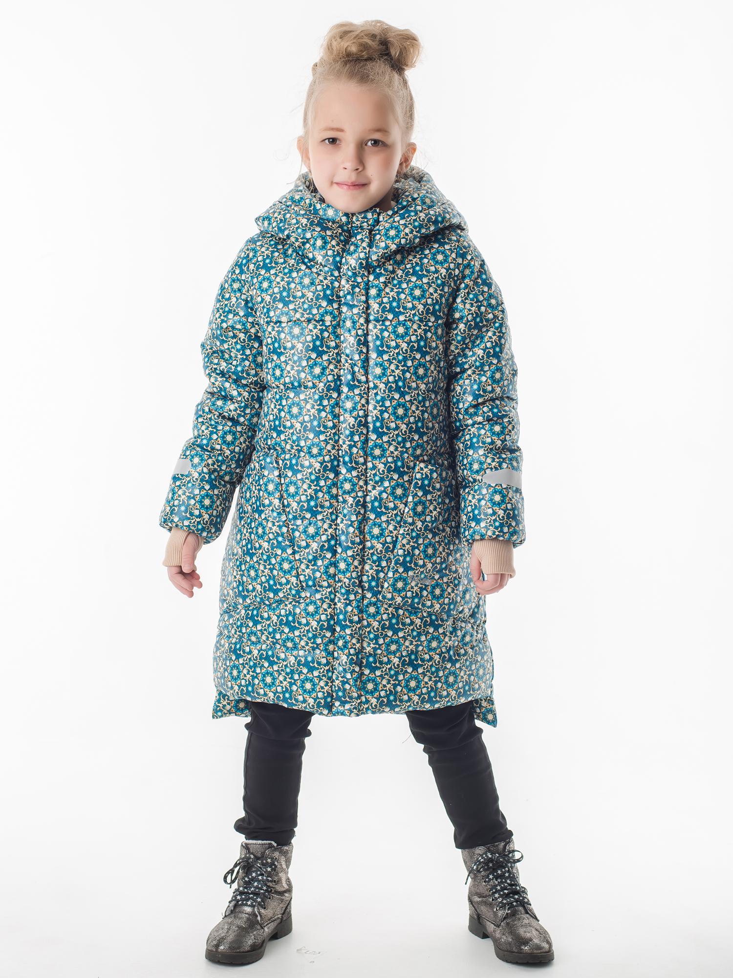 4887053926c Ева М 644 калейдоскоп купить Пальто - Зима - Интернет-магазин ...